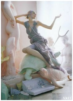 Tim Walker, Olga Sherer, 2008