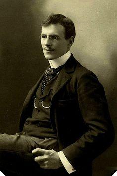elegant man 1900 usa