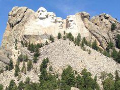 Mount Rushmore. 75th Sturgis. South Dakota 2015.