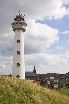 Egmond aan zee (Noord Holland ), Nederland. Jan van Speijk Lighthouse