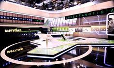 escenografia digital plato tv - La Sexta Noticias