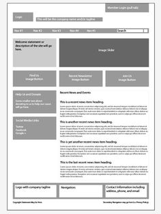 Wireframe web layouts in Illustrator. Might be useful.... If you like UX, design, or design thinking, check out theuxblog.com