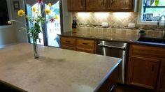 Pro #7693506 | Windmill Countertops | Batavia, IL 60510 Oak Lawn, Concrete Counter, Windmill, Countertops, Kitchen Cabinets, Table, Furniture, Home Decor, Counter Tops