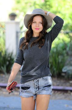 Tammin Sursok, Pretty Litte Liars, Home And Away, Fashion Pants, Hipster, Actresses, Celebrities, Soaps, Tv