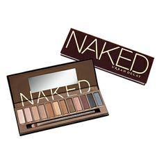 Urban Decay Eye Shadow: NAKED