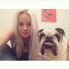 """@jennyausmblock ❤️ #bully #baby #boy #girl #love #liebe #friends #family #bff #freunde #familie #frühling #frenchbulldog #französischebulldogge #englishbulldog #englischebulldogge #dog #dogstagram #dogsofinstagram #ilovebulldogs #igbulldogs_germany #igbulldogs_europe #igbulldogs_worldwide #iloveenglishbulldogs #squishyface #squishyfacecrew #hashtag_bulldog"" Photo taken by @igbulldogs_germany on Instagram, pinned via the InstaPin iOS App! http://www.instapinapp.com (02/20/2015)"