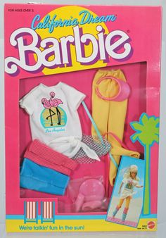 Barbie Shoes, Barbie Clothes, Barbie Outfits, Barbie Box, Barbie And Ken, Boogie Woogie, California Style, Barbie World, Rockers