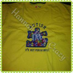 Custom order tee shirt by Hannah Bow Crazy on facebook