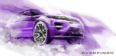 We will be launching the Overfinch Range Rover Evoque GTS at the Goodwood Festival of Speed 2012.