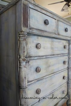 Upcycling and Refinishing Furniture