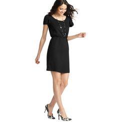 Flutter Sleeve Dress from Ann Taylor Loft