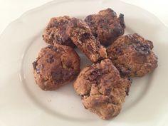 Cookies à la purée d'amnde