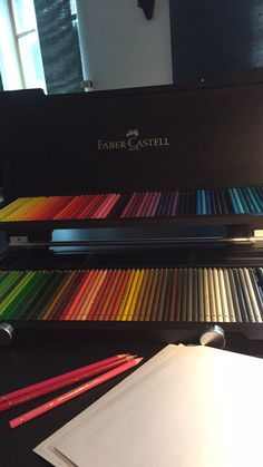 Polychromos, Faber Castell