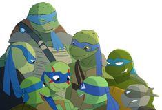 things Teenage Mutant Ninja Turtles, as curated from inside the walls of Nickelodeon Tmnt 2012, Ninja Turtles Art, Teenage Mutant Ninja Turtles, Teenage Turtles, Ninja Turtle Toys, Tortugas Ninja Leonardo, Dragon Rey, Tmnt Leo, Leonardo Tmnt