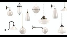 Discover our white glass lighting range, a great way to add a stylish atmosphere to a room! Ceiling Pendant, Pendant Lighting, Coloured Glass, Commercial Lighting, Modern Glass, How To Make Light, Modern Lighting, Glass Shades, Home Interior Design