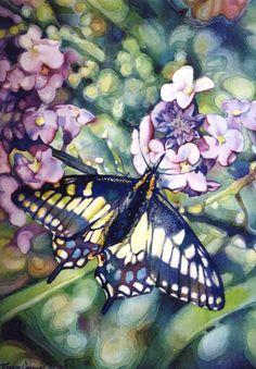Jeannie Vodden artist.