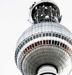 Fernsehturm - Cathrin Schulz - pictures, photography, photo art online at LUMAS