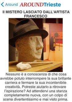 #Gioco #Trieste ENIGMARIUM, la prima ESCAPE ROOM a Trieste. escape-room.it
