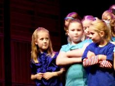 Abby singing with Norman Foote - Zachary Zach