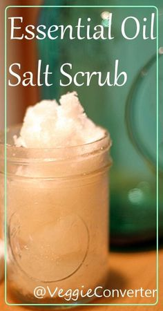 The best DIY projects & DIY ideas and tutorials: sewing, paper craft, DIY. DIY Skin Care Recipes : DIY Beauty Ideas With Coconut Oil - Soothing Coconut Oil Epsom Salt Scrub - The Best Skincare And Hair Tricks And Techniques For Salt Body Scrub, Diy Body Scrub, Diy Scrub, Hand Scrub, Salt Scrub For Face, Diy Deodorant, Salt Scrub Recipe, Butter Recipe, Diy Masque