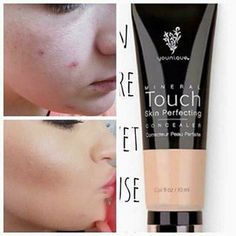 CONCEALER THAT COVERS IT ALL!