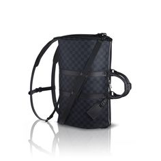 Keepall à dos via Louis Vuitton - perfect for my man