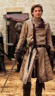 Le régicide Jaime Lannister qui a tué l'ancien roi fou Targaryen | Game of Thrones