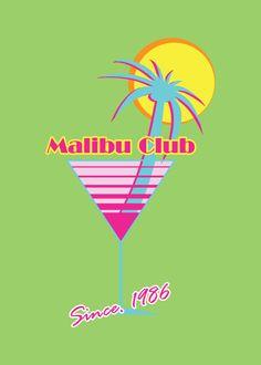 Malibu Club T-Shirt Inspired by: Grand Theft Auto  £15.00