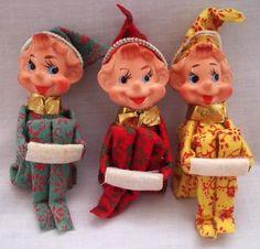 Collecting Vintage Christmas Elves - I Antique Online