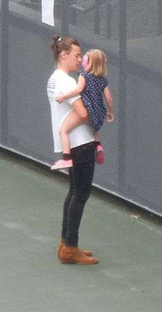 Before the concert w/ Lux and Harry