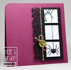 Snappy Stampin' w/ Arielle: LITTLE SPIDER / RS #29...