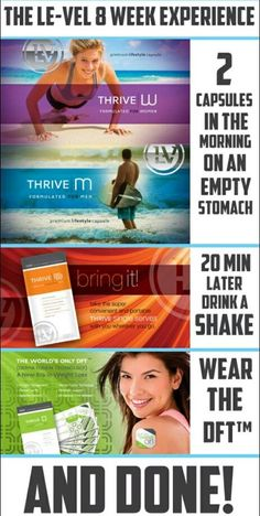 http://luvmybabies4.le-vel.com/ Le-Vel and the Thrive Experience is for all people looking to boost their nutrition, energy and overall health.
