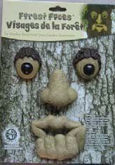 OMG Tree Face by Online Discount Mart. $16.95. Humorous giftMade of resin9 x 12 x 3 inches. Omg, it?s a tree face! OMG, OMG, OMG! From the internet acronym used by all ages, comes the inspiration for this supremely silly piece of outdoor décor.  Fancy up a fir tree, or elevate the tone of your elm, with this fun set of features that creates an expression of surprise, on any trunk.  Have even more fun and move it from tree to tree. Keep the neighbors searching for it!  Ter...