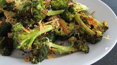 Charred Broccoli with Pecorino and Lemon : Recipes : do it Delicious
