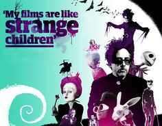 tim+burton+movie+poppins | Tim Burton: 'Alice is a very annoying, odd little girl'