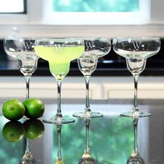 Margarita Glasses (Set of 4)