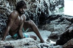 Marlon Teixeira Hits the Beach, Posing in Swimwear for Donna DC image marlon teixeira photos 005