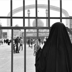 Hijab Niqab, Muslim Hijab, Muslim Images, Imam Hussain Wallpapers, Hijab Drawing, Hussain Karbala, Karbala Photography, Islam Women, Profile Picture For Girls