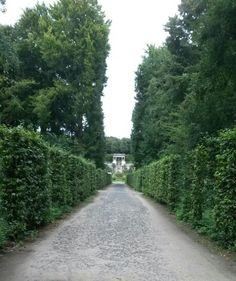 Schloss Sansoussi, Potsdam