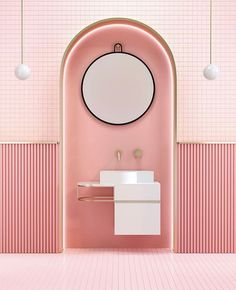 Cheap Home Decor .Cheap Home Decor Bathroom Inspo, Bathroom Inspiration, Interior Inspiration, Inspiration Design, Render Architecture, Interior Architecture, Bathroom Interior Design, Interior Decorating, Dream Shower