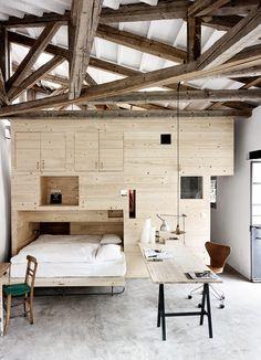 Ancienne Forge Rénovée / Kaptajnens Hus | AA13 – blog – Inspiration – Design – Architecture – Photographie – Art