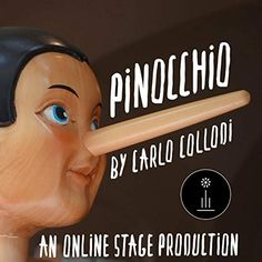 "Another must-listen from my #AudibleApp: ""Pinocchio"" by Carlo Collodi, narrated by Michelle Marie. Elizabeth Chambers, Pinocchio, Children's Literature, Audio Books, This Book, It Cast"