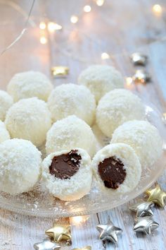Cookie Recipes, Dessert Recipes, Hungarian Recipes, Recipes From Heaven, Winter Food, Xmas, Christmas, Cake Cookies, Truffles