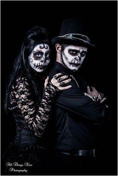 All Things Nice Photography: Sugar Skull Photo Shoot Skull Model, Nice Photography, Sugar Skulls, Photo Shoot, Halloween Face Makeup, Models, Friends, Photoshoot, Amigos