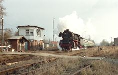 Drehscheibe Online Foren :: 04 - Historische Bahn :: 41 1185-2 im Portrait (mB und Video)