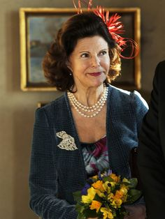 Eine Schmonzette in allen Medien:  Königin Silvia von Schweden  wurden in einem gutbürgerlichen Restaurant in Ladenburg bei Heidelberg