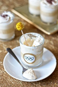 White Russian Pudding Parfaits... I would like to make these VERY soon!