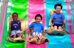 NJ Family Amusement Park, Bowcraft Amusement Park, Scotch Plains, NJ.