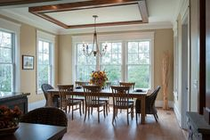 Dunes West Interiors Architecture - Mount Pleasant, SC - traditional - Dining Room - Charleston - Ink Architecture + Interiors