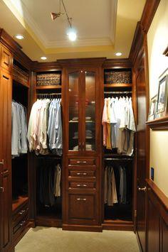 Alex's closet
